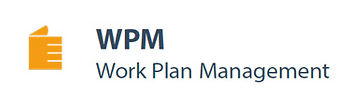 Work Plan Management product logo