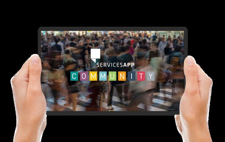 CMP: Welcome Screen