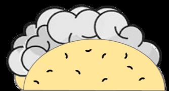 brain taco