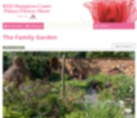 Hampton Court Flower Show, Pearpod, Lilly Gomm, Ellen Mulcrone, wicker art, pear sculpture, willow sculpture, pearpod, pod, cocoon