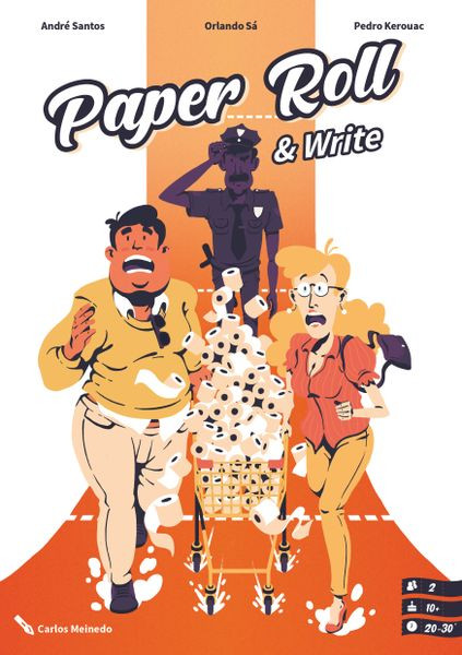 Paper roll and write