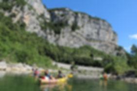 Canoë Montpellier Hérault