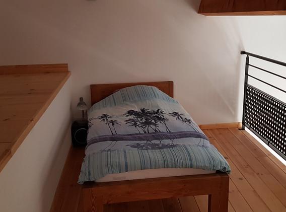 Petit lit mezzanine