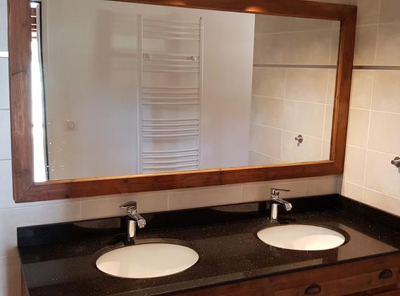 Lavabo salle de bains