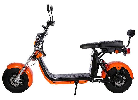 Moto Eléctrica HALLEY MOTOR 1500W
