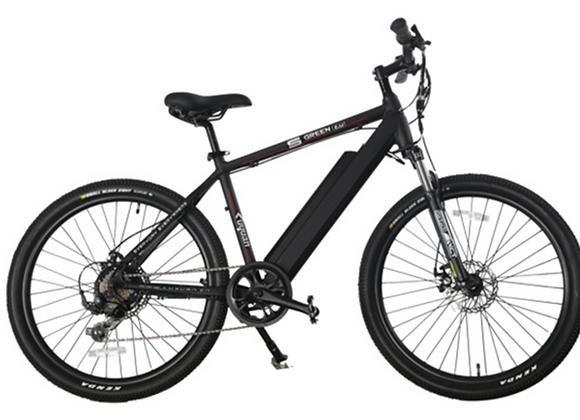 """Bicicleta Elèctrica MOVE EMB-21 (26 """"Polzades)"""