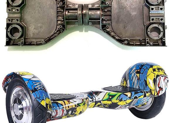 """Chasis de Aluminio Hover Board 10"""""""