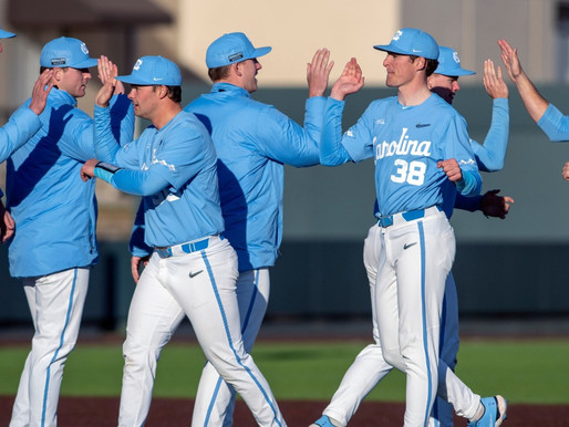 Heel Tough Blog: Tar Heels Come Back to Earth, But Survive Sweep