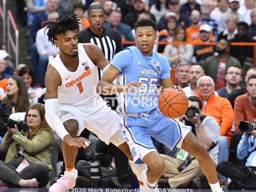 Heel Tough Blog: Anthony's Analysis- Tar Heels Continue to Build Momentum, Upset Syracuse 92-79