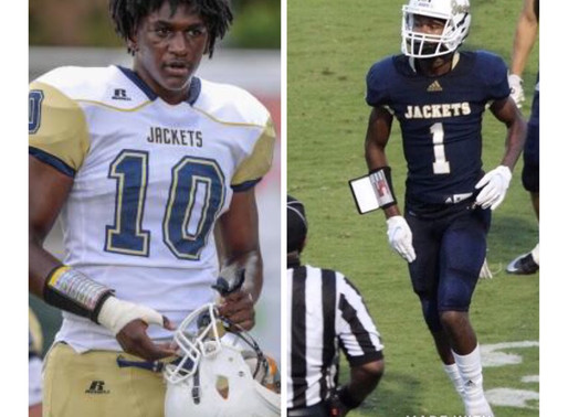 Heel Tough Blog: 2019 Scouting Reports- Desmond Evans and Jayden Chalmers