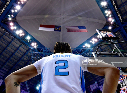 """Heel Tough Blog: Cole Anthony a """"Probability"""" For Saturday's Game"""