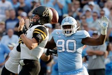Heel Tough Blog: Tar Heel Defensive Line Depth Growing a Little Bit Thinner