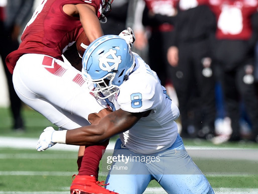 Heel Tough Blog: Tar Heel Linebacker Reportedly Headed for Transfer Portal
