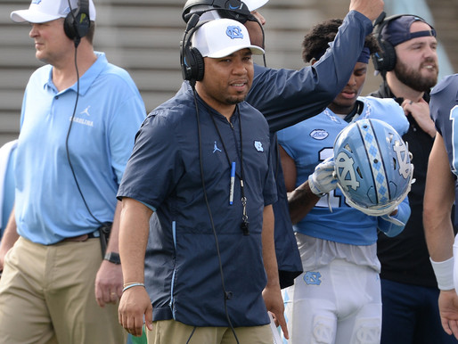 Heel Tough Blog: Tar Heels Lose RB's Coach Robert Gillespie to Alabama