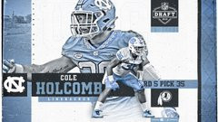 Heel Tough Blog: One Former Heel Drafted on Saturday; Two More Sign UDFA Contracts
