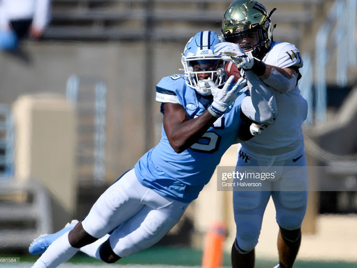 Heel Tough Blog: Tar Heels Lose Another Veteran to the Transfer Portal