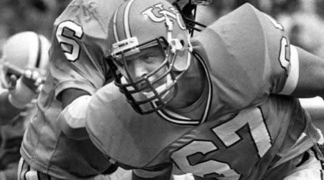 Heel Tough Blog: Harris Barton Named to College Football Hall of Fame