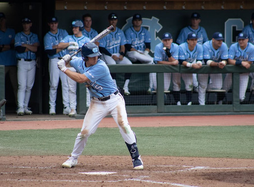 Heel Tough Blog: Carolina Builds Off First Weekend, But Falls in Last Two