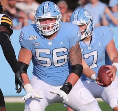 Heel Tough Blog: Tar Heels Lose Depth Offensive Guard to Transfer