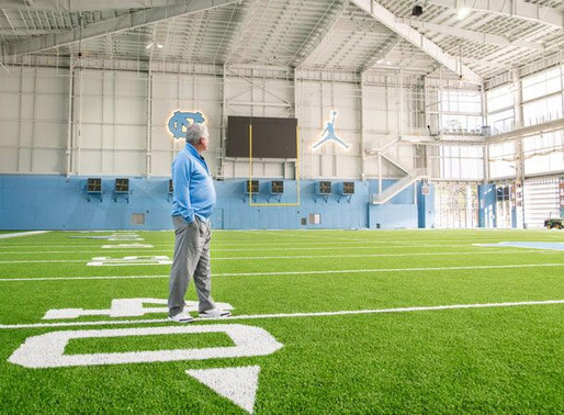 Heel Tough Blog: Six-Week Preseason On the Horizon For Tar Heels