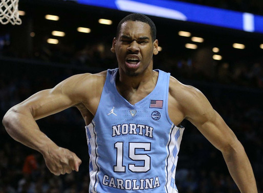 Heel Tough Blog: Garrison Brooks Officially Returning for His Senior Season