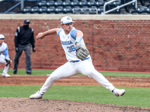 Heel Tough Blog: Tar Heels Continue Early Season Success, Win Three of Four to Get to 6-1