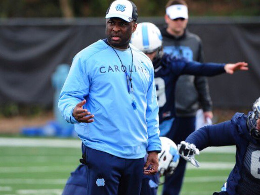 Heel Tough Blog: Tar Heels Hire Larry Porter to Replace Gillespie