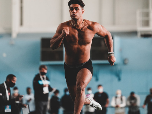 Heel Tough Blog:  Stock Report- 2021 Pro Day Edition