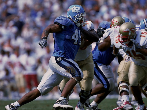 Heel Tough Blog: Who Will Be the Next Tar Heel Football Player in the CFB HOF?