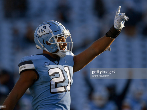 Heel Tough Blog: Three Tar Heels Announce They'll Forego the Orange Bowl, Enter Draft