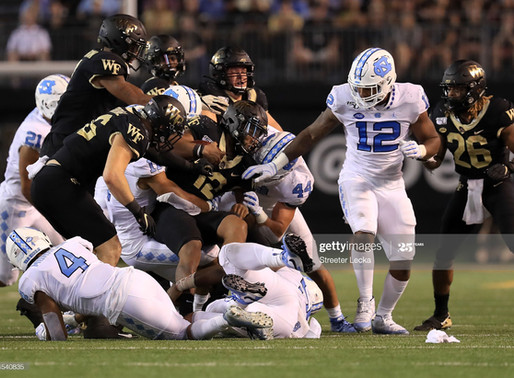 Heel Tough Blog: Could Wake Forest Cancellation Open Up an Opportunity?