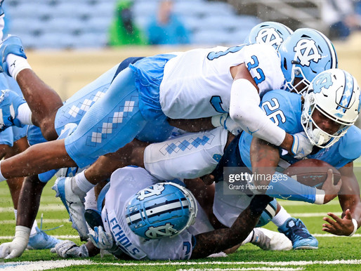Heel Tough Blog: Spring Game Recap