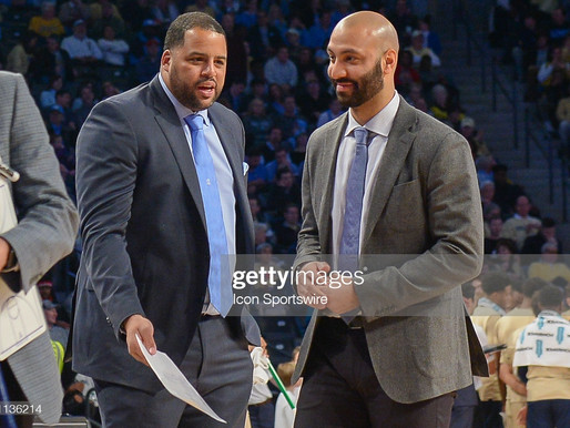 Heel Tough Blog: Hubert Davis Begins Changes to Staff by Not Retaining Kendall Marshall