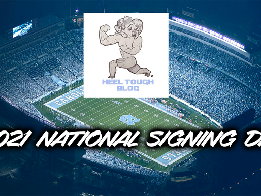 Heel Tough Blog: 2021 Early Signing Day Thread