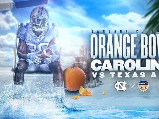 Heel Tough Blog: Tar Heels Heading to Orange Bowl to Face Texas A&M