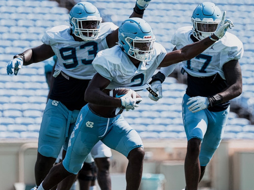 Heel Tough Blog: Fall Camp Press Conference Takeaways- August 15th