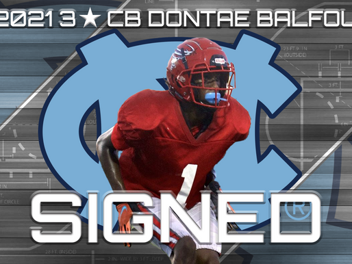 Heel Tough Blog: Tar Heels Land Signing Day Commitment From Dontae Balfour