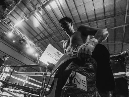 El Peso Pesado Semipesado de Plata del CMB Latino de Marcos Escudero Gana por Muchas Razones
