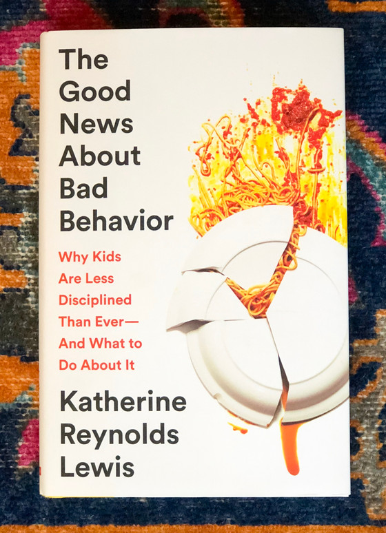Book Review: The Good News About Bad Behavior