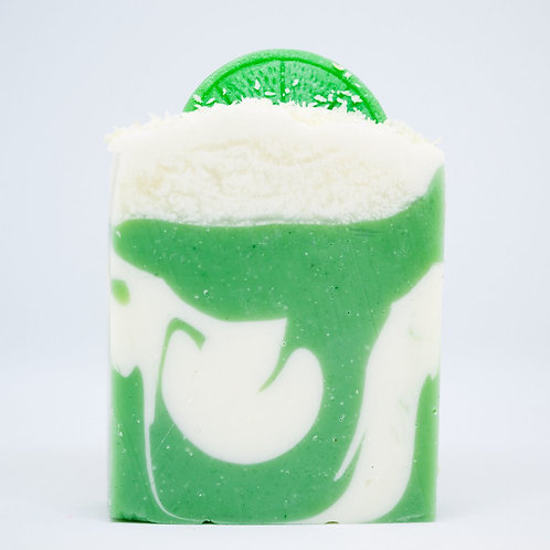 Island Lime Cold Process Soap
