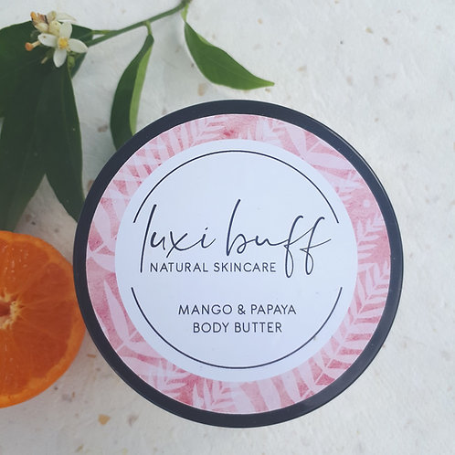 Mango & Papaya Body Butter