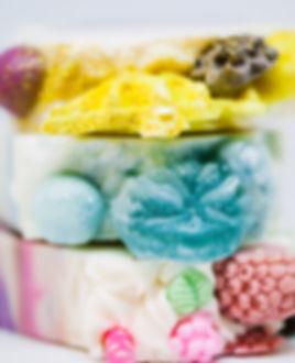 Luxi Buff artisan soap