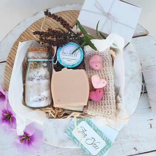 Beauty Bath Gift Box