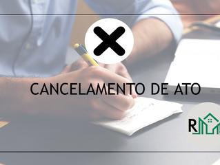 Confira as dicas sobre cancelamento de registro