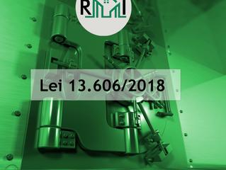 Lei 13.606/2018: indisponibilidade de bens