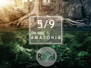 5/9: Dia da Amazônia