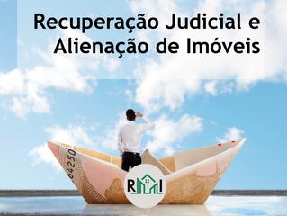 Recuperação judicial e alienação de imóveis
