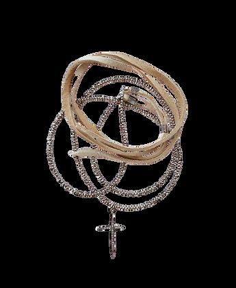 Sautoir Cross