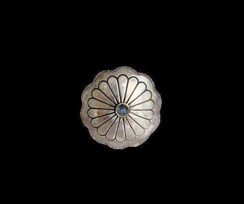 Ring Silver flower