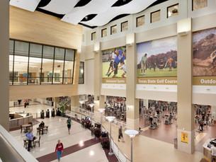 Texas State Campus Rec Marketing Team